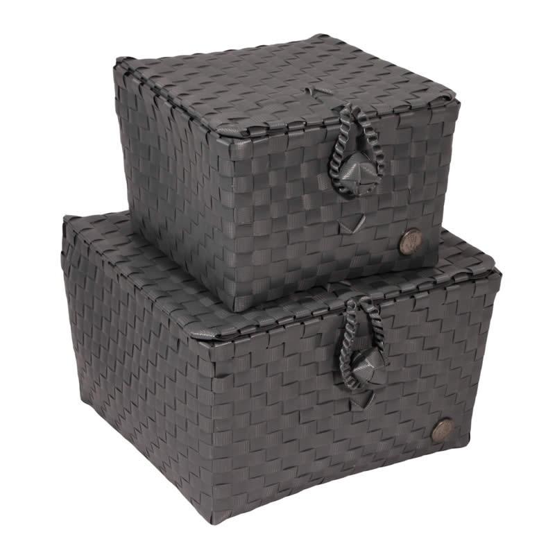 handed by korb pisa dunkelgrau. Black Bedroom Furniture Sets. Home Design Ideas