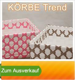 Handed by Körbe Trend Ausverkauf