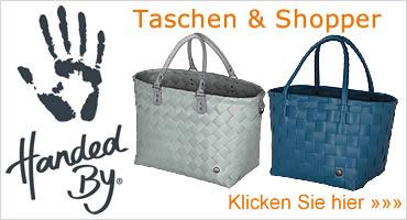 Handed by Taschen und Shopper