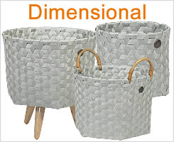 Handed By Dimensional Collection