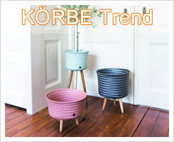 Handed by Körbe Trend